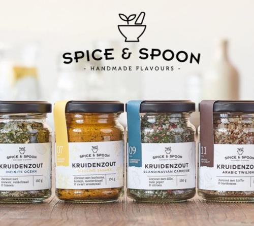 Spice & Spoon   Unique Flavoured Salts & Sugars