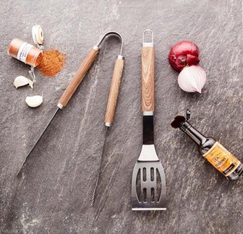 VoS | BBQ Tools for Masterchefs