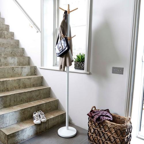 Andrea House | Minimalist Coat Hangers
