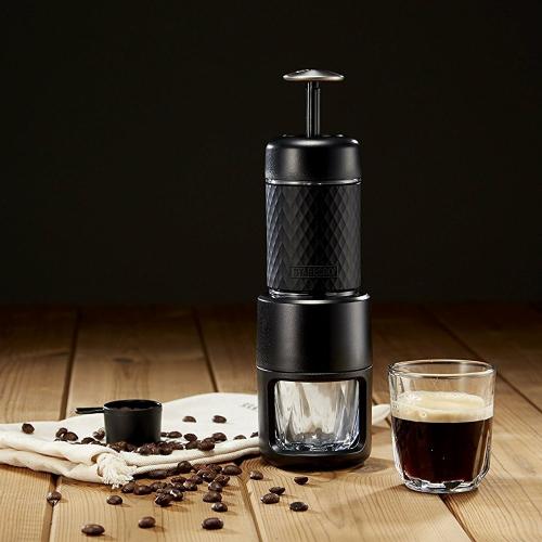 STARESSO | Portable espresso maker