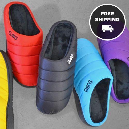 SUBU | Warm winter sandals