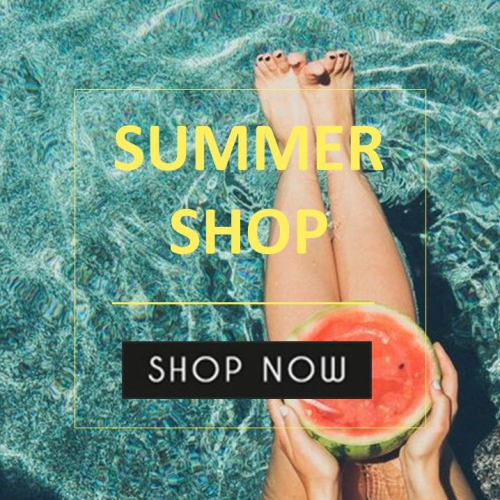 Summer Shop | Your Summer Essentials
