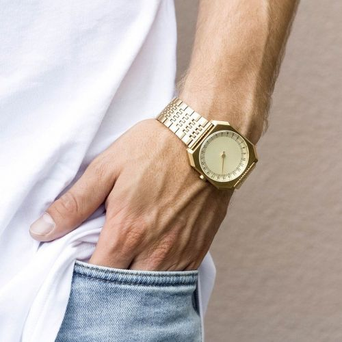 Slow   Striking One-Hand Watches
