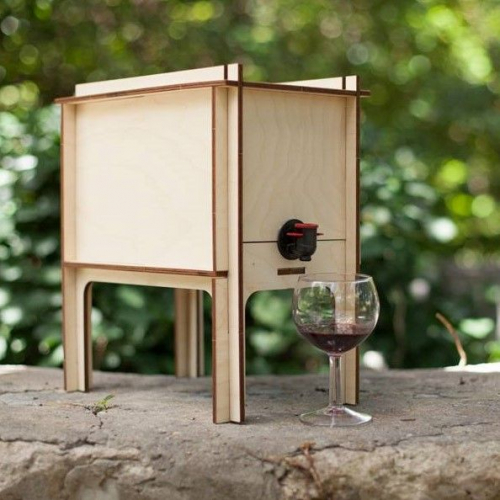 Moupila   Exclusive Wine Barrel