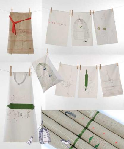 Teresagreen   Printed Textiles