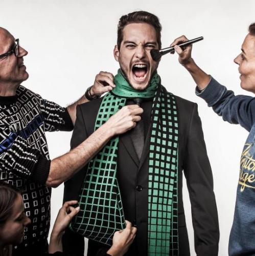 Thijs Verhaar | Exceptional Scarves for Men