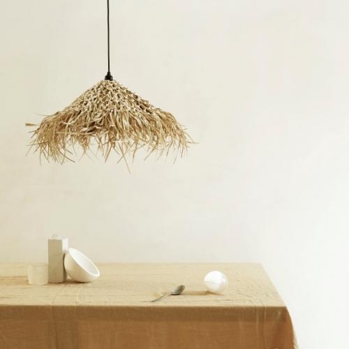Tine K Home   Dekorative Rattan-Lampenschirme