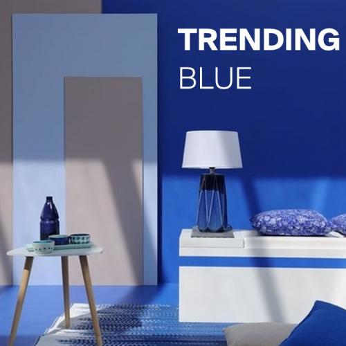 Trendfarbe | Blau