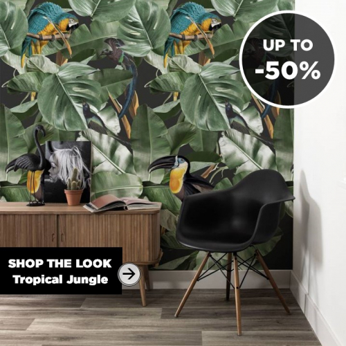 SHOP THE LOOK | Tropical Jungle