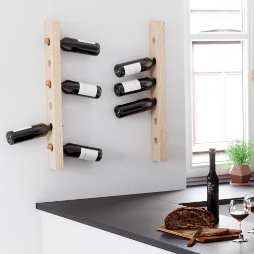 Tu Las   Einzigartige Wein- & Wandregale aus Holz