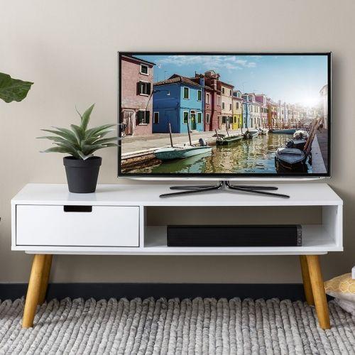 Bretagne Tv Meubel.Lifa Living Un Meuble Tv Chic Moderne Decovry Com