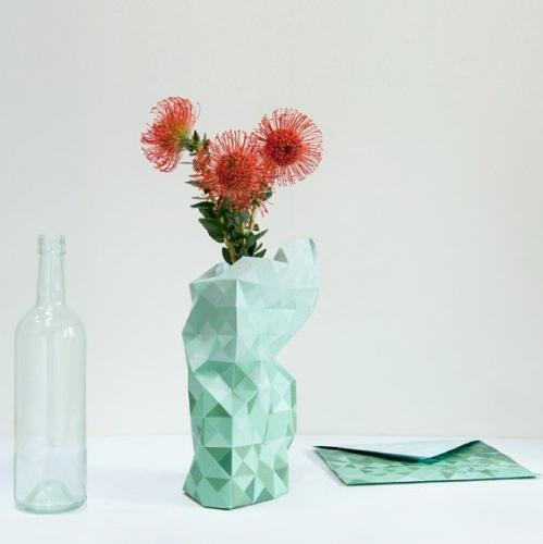 Studio Pepe Heykoop | Unique Paper Vases