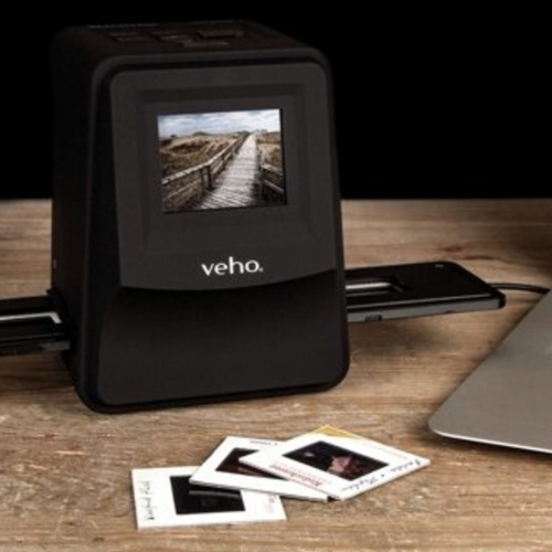 Veho | Ein einfach zu bedienender tragbarer Scanner