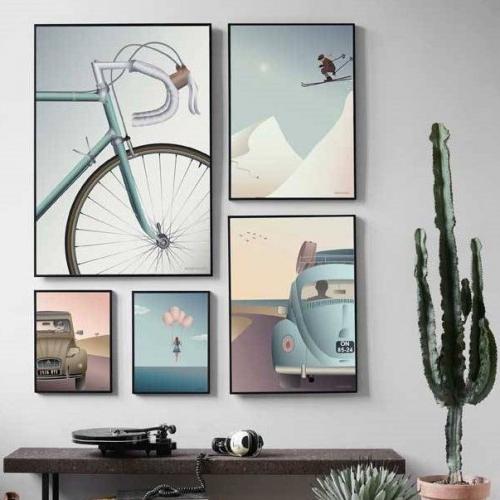 Vissevasse | Story-Telling Posters