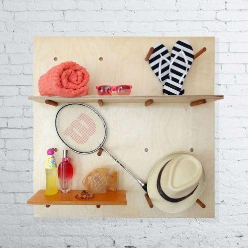 PULK | Multifunctional DIY Shelves