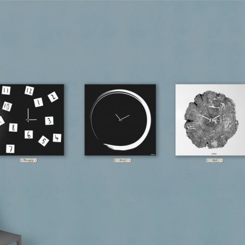 Designobject | Surprising Clocks & Magnetic Boards