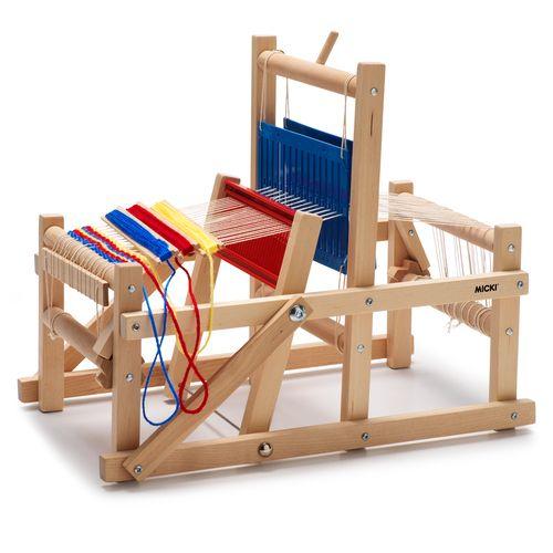 Micki | Spaß garantiert mit diesem Holzspielzeug