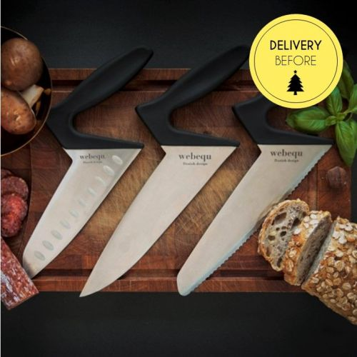 webequ | Precision Kitchen Knives