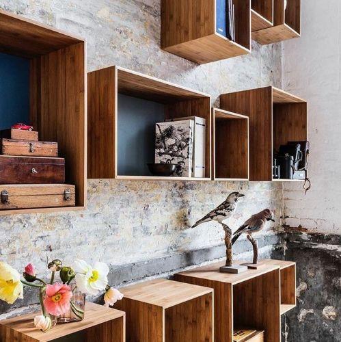 We Do Wood   Exzentrische Möbel aus Bambus
