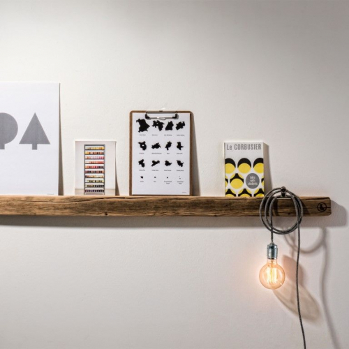 weld & co | Charming Shelves of Reclaimed Wood