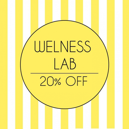 Wellness Lab | Well-Doing Items for a Better You