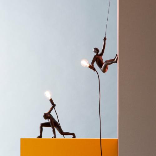 Werkwaardig | Witzige Gestalten als kreative Beleuchtungsidee