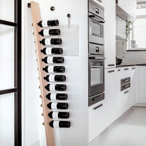 Wijnpaal | Unique wine furniture