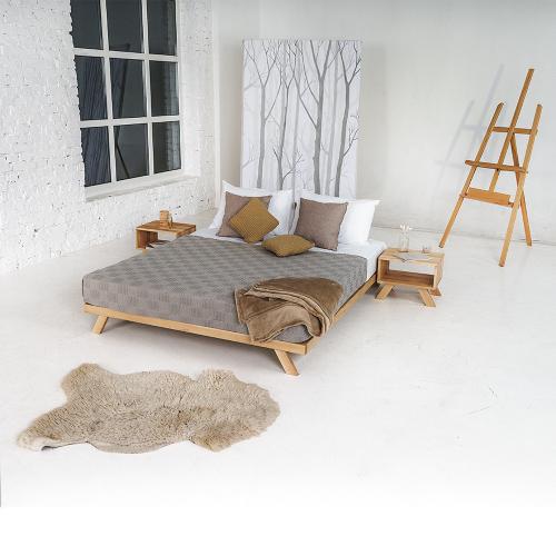 WoodMan by YNOT | Naturinspirierte Buchenholzmöbel