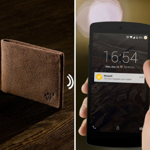 Woolet | Trackable Wallets
