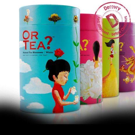 Or Tea? | Original Organic Tea
