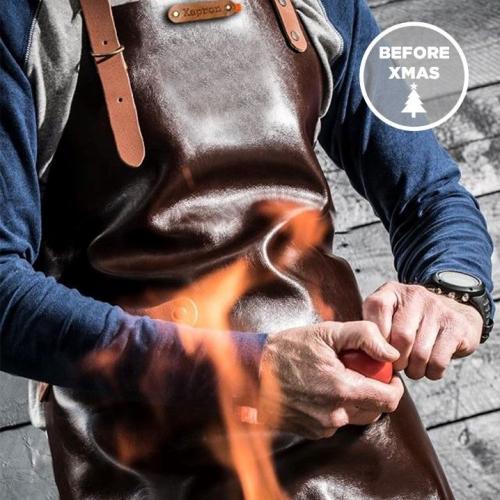 Xapron | Leather Kitchen Tools