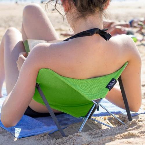 Y-Ply   Komfort zum Mitnehmen: Faltbare Strandhocker