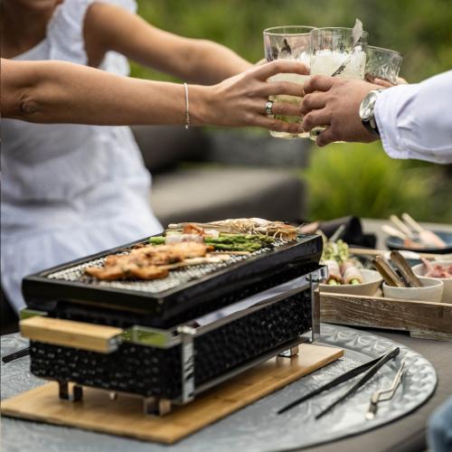 Yakiniku | Kulinarische Reise: Japanische Tischgrills & BBQs