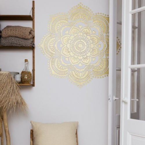 Mandala Stencils | DIY mandalas & dream catchers