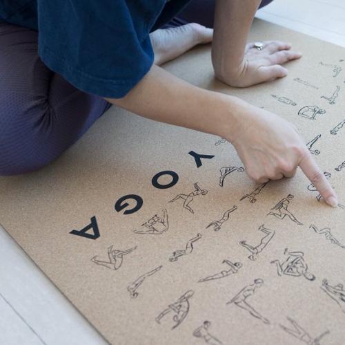 Kyoma (1026) | Nachhaltig & voller Inspiration: Yoga- und Stretchingmatte