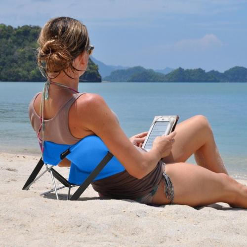 Y-Ply | Komfort zum Mitnehmen: Faltbare Strandhocker