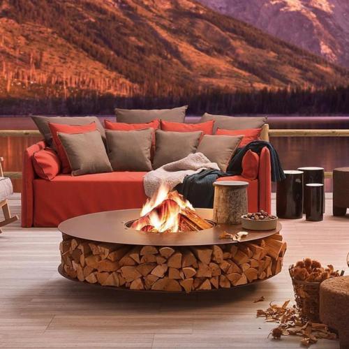 Ak47 design | Impressive Fire Pits