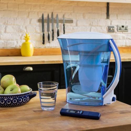 ZeroWater | Filterkannen für den reinsten Wassergeschmack