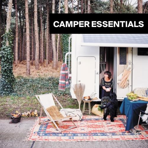 Camper Essentials | Die Auswahl von Els Sirejacob