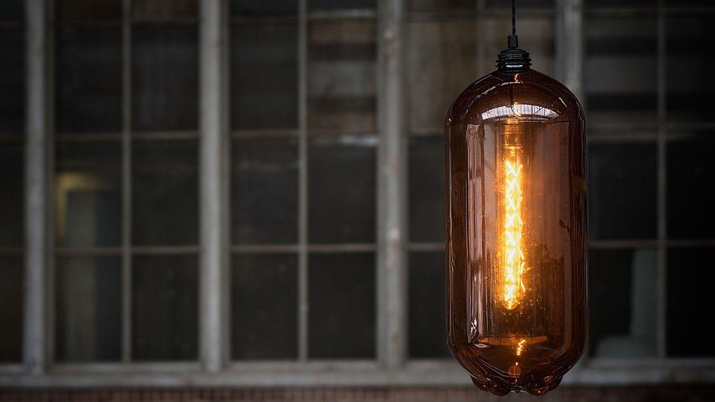Gebruikte Industriele Lampen : Blog about the designer: fustlamp